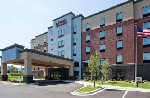 Hotel Hampton Inn & Suites Minneapolis/west-minnetonka