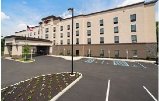 Hotel Hampton Inn Philadelphia/voorhes