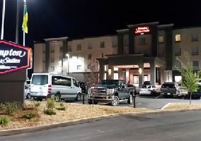 Hotel Hampton Inn & Suites By Hilton Regina East Gate