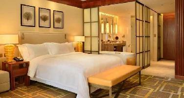 Hotel Hilton Qingdao Golden Beach
