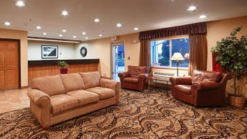 Hotel Best Western Blackfoot Inn