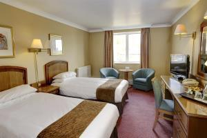 Hotel Best Western Plus Stoke-on-trent Moat House