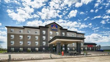 Hotel Best Western Wainwright Inn & Suites