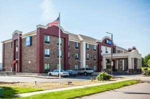 Hotel Comfort Inn Lees Summit @ Hwy 50 & Hwy 291
