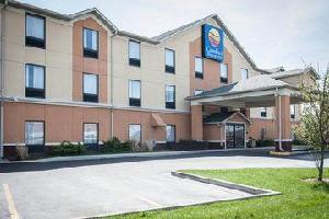 Hotel Comfort Inn & Suites Muncie