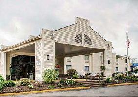 Hotel Comfort Inn New Castle