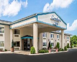 Hotel Quality Inn Huron