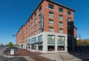 Hotel Courtyard Portland Downtown/waterfront