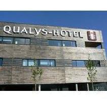 Qualys Hotel Vannes