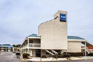 Hotel Rodeway Inn & Suites Greenville
