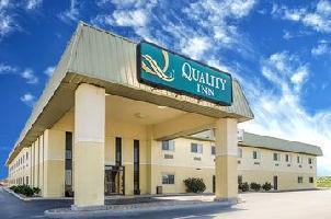 Hotel Quality Inn South Hutchinson