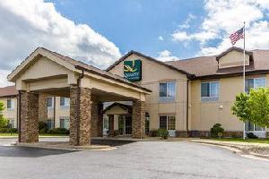 Hotel Quality Inn & Suites Lodi