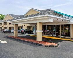 Hotel Quality Inn Waterbury
