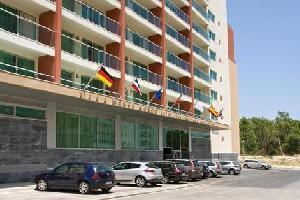 Monte Gordo Hotel Apartamentos And Spa