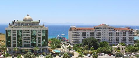 Hotel Didim Beach Resort Aqua & Elegance Thalasso