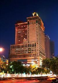Hotel Splendor Taichung