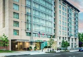 Hotel Courtyard Marriott DC Foggy Bo