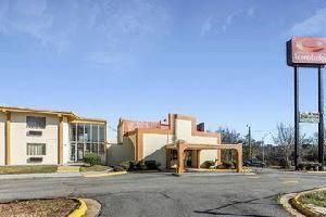 Hotel Econo Lodge Forsyth