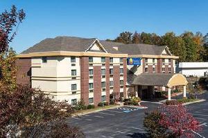 Hotel Comfort Suites Suwanee