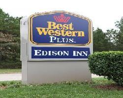 Hotel Best Western Plus Edison Inn