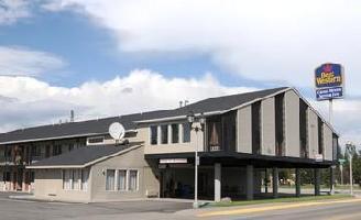 Hotel Best Western Cross-winds Motor Inn