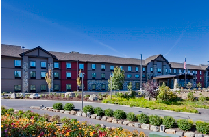 Hotel Hampton Inn & Suites Bend