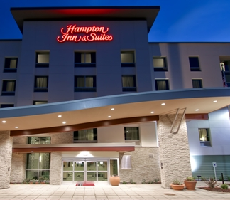 Hotel Hampton Inn & Suites Bellevue Downtown-seattle
