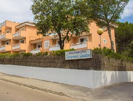 Hotel Apartamentos Canyamel Garden