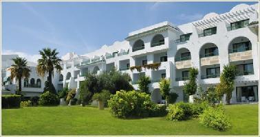 Hotel Hasdrubal Thalassa Et Spa El Kantaoui