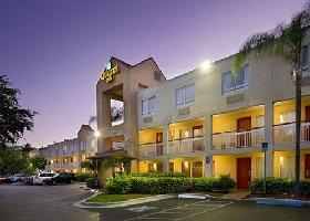 Hotel Quality Inn Miami Airport Doral.