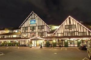 Hotel Abercorn Inn Vancouver Airport