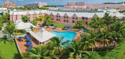 Hotel Comfort Suites Paradise Island.