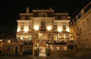 Hotel Villa Albatroz - Cascais/lisboa Costa