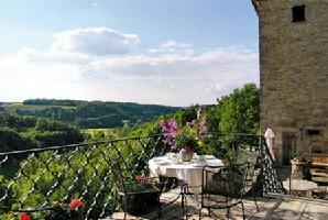 Relais Du Silence Burg Hotel