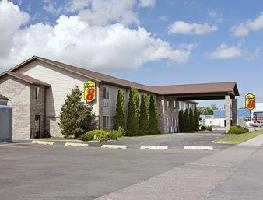 Hotel Super 8 Rexburg