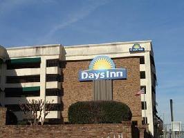 Hotel Days Inn Columbus Downtown Near Fort Benning