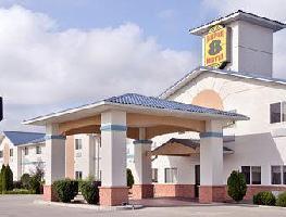 Hotel Super 8 Martinsville