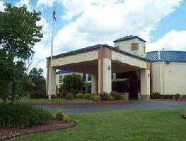 Hotel Days Inn & Suites Tahlequah
