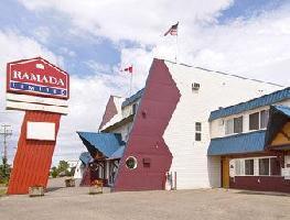 Hotel Ramada Limited Dawson Creek