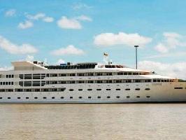 Hotel Vintage Luxury Yacht