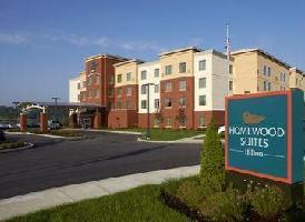 Hotel Homewood Suites By Hilton Pitt