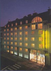 Hotel Hilton Garden Inn Brussels Louise