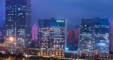 Hotel Hilton Shenzhen Futian