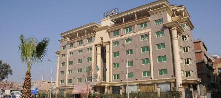 Hotel Tiba Pyramids