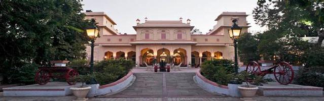 Hotel Narain Niwas Palace