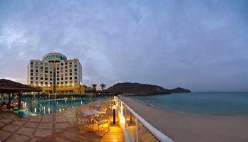 Hotel Oceanic Khorfakkan Resort & Spa