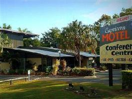 Hotel Capricorn Motel & Conference Centre