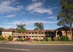Hotel Cumberland Motor Inn