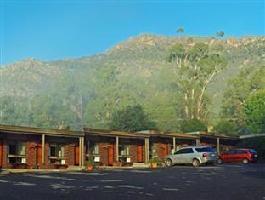 Hotel Halls Gap Motel