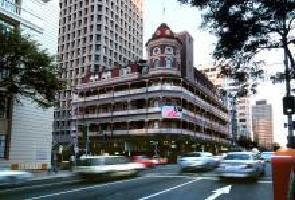 Hotel Base Brisbane Central Hostel